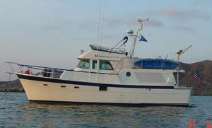 Used Hatteras LRC Motor Yacht For Sale