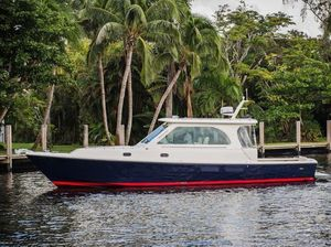 Used Hunt Yachts Harrier 36 High Performance Boat For Sale