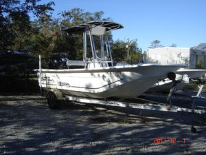 Used Carolina Skiff 198 DLV Commercial Boat For Sale