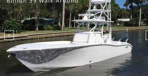 Used Billfish 39 Center Console Center Console Fishing Boat For Sale