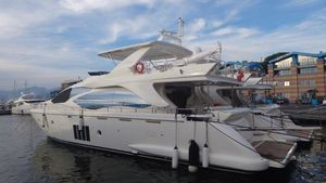 Used Azimut 82 Motor Yacht For Sale