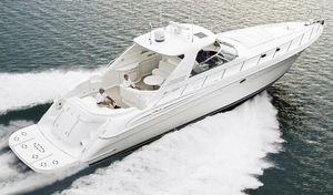 Used Sea Ray 580 SS Express Cruiser Boat For Sale