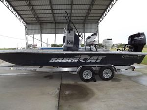 New Gulf Coast Bay Saber Cat 25'Bay Saber Cat 25' Center Console Fishing Boat For Sale