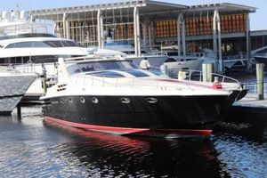 Used Riva Black Corsair Motor Yacht For Sale