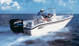 Used Boston Whaler 160 Dauntless160 Dauntless Center Console Fishing Boat For Sale