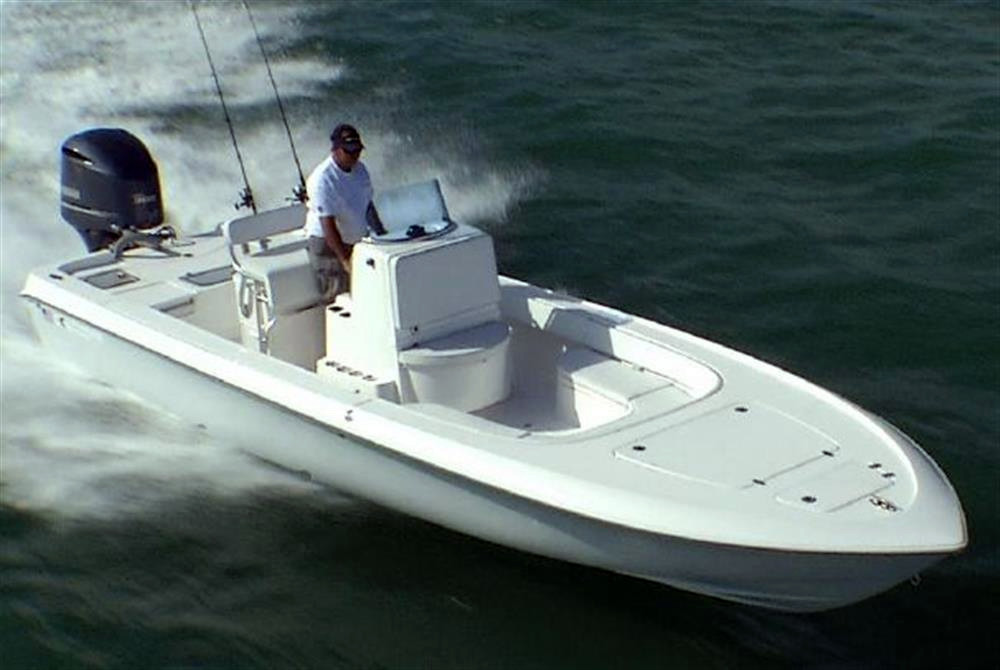 New Contender 25 Bay Center Console Boat For Sale