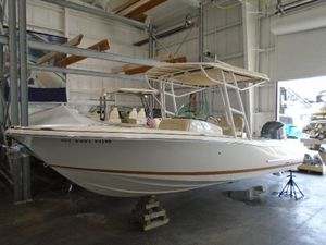 Used Chris-Craft Catalina 23 Center Console Fishing Boat For Sale
