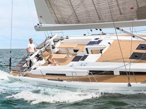 New Hanse 548 Racer and Cruiser Sailboat For Sale