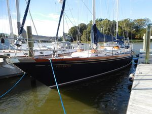 Used Dickerson 50 Cruiser Sailboat For Sale