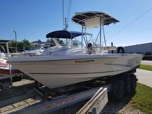 Used Carolina Skiff Sea Chaser 210 Center Console Fishing Boat For Sale