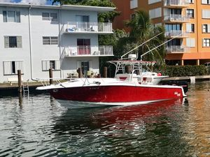 Used Seavee Cuddy Center Console Fishing Boat For Sale