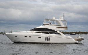Used Princess 54 Flybridge Motor Yacht For Sale