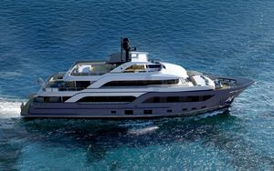 New Cantiere Delle Marche Acciaio Expedition Motor Yacht For Sale