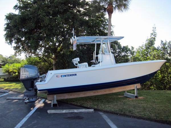 Used Contender 25 Tournament Center Console Boat For Sale