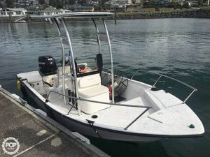 Used Trophy 18 Walkaround Center Console Fishing Boat For Sale