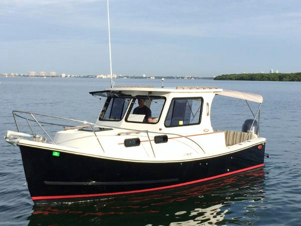 Used fishing downeast boats for sale 50k to 100k for Used fishing boats