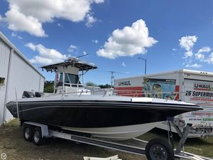 Used Fountain 29 Center Console Center Console Fishing Boat For Sale