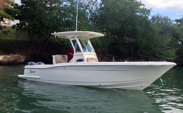 Used Scout Boats 245 Xsf Sports Fishing Boat For Sale