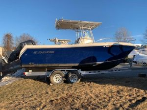Used Sailfish 24' Center Console24' Center Console Center Console Fishing Boat For Sale