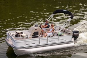 New Lowe Ultra 162 Fish & CruiseUltra 162 Fish & Cruise Pontoon Boat For Sale