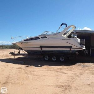 Used Bayliner 2855 Ciera Sunbridge Express Cruiser Boat For Sale