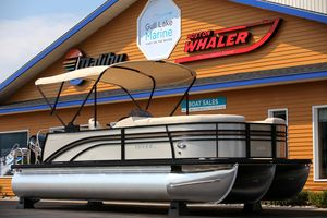 New Harris 220 Sunliner220 Sunliner Pontoon Boat For Sale