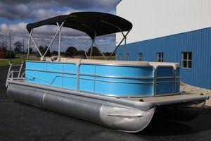 New Misty Harbor ADVENTURE 2085 CRADVENTURE 2085 CR Pontoon Boat For Sale
