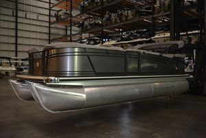 New Sanpan SP2200C4SP2200C4 Pontoon Boat For Sale
