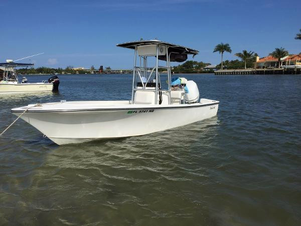 Used Sea Craft Center Console Boat For Sale