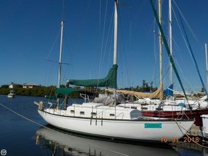 Used Glander 33 Tavana Yawl Sailboat For Sale