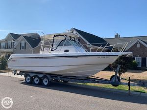 Used Boston Whaler Outrage 28 Walkaround Fishing Boat For Sale