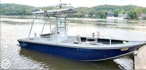 Used Boulton 20 Sport Series Aluminum Fishing Boat For Sale