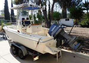 Used Scout 202 Sportfish Center Console Fishing Boat For Sale