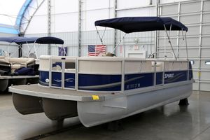 Used Jc Spirit 221TT TRITOONSpirit 221TT TRITOON Pontoon Boat For Sale