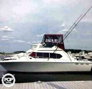 Used Seabird 36 Sport Fisherman Sports Fishing Boat For Sale
