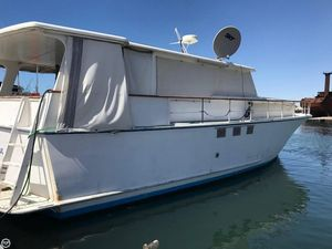 Used Monk 44 Antique and Classic Boat For Sale