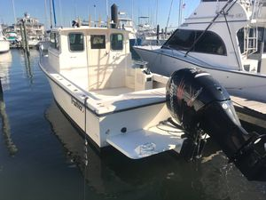 Used Parker 2520 XL Sport Cabin2520 XL Sport Cabin Saltwater Fishing Boat For Sale