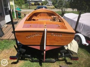 Used Custom Tanja Launch 16 Antique and Classic Boat For Sale
