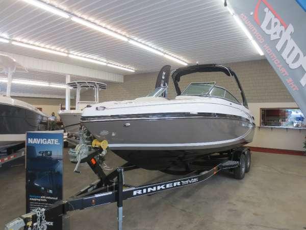 New Rinker Captiva 246 BR Bowrider Boat For Sale