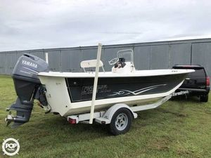 Used Carolina Skiff DLV198 Skiff Fishing Boat For Sale