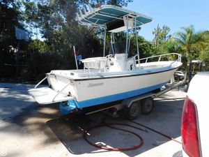 Used Shamrock 20 Center Console Center Console Fishing Boat For Sale