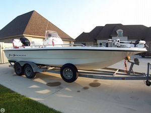 Used Bay Stealth 2230 BSVL Center Console Center Console Fishing Boat For Sale