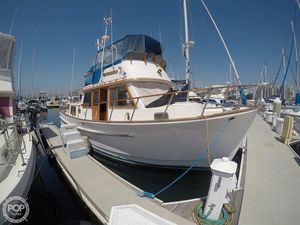 Used Monk 36 MMC Trawler Boat For Sale