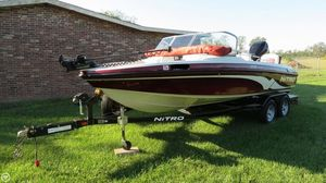 Used Nitro 290 Sport Bowrider Boat For Sale