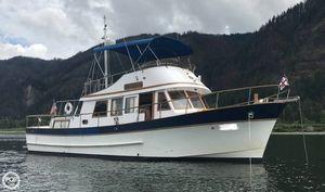 Used Sea Chief 38 Conquest Trawler Boat For Sale