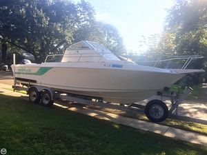 Used Pro-Line 260 Walkaround Fishing Boat For Sale