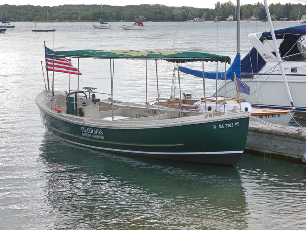 Used Navy Whaleboat Passenger Boat For Sale
