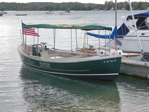Used Navy Whaleboat Power Passenger Boat For Sale
