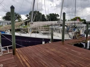 Used Custom 44 Schooner Sailboat For Sale
