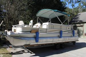 Used Sweetwater 2386DF Pontoon Boat For Sale